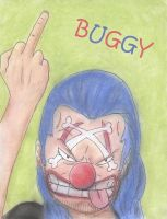 Buggy The Clown by BigEyebrows