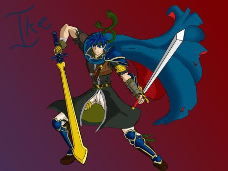 Master Lord Ike by Darksaber1138
