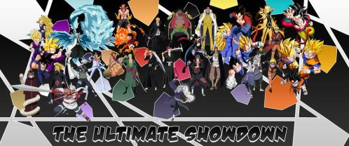 Ultimate Showdown Intended Roster Preview by TrayCity