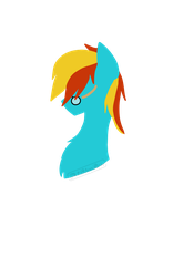 4everfreebrony Minimalism by Th3BlueRose