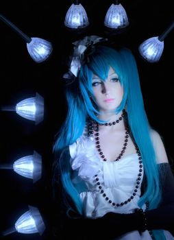 Hatsune Miku - Lights by The-Kirana