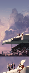 Hello again London (for Patreon) by shilin