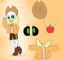 Applejack Sans by segafan12