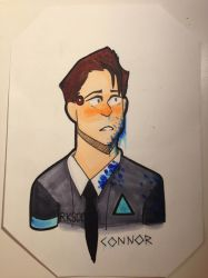 Connor | Detroit Become Human by Gecko998