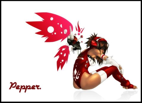 Pepper by Fred-H