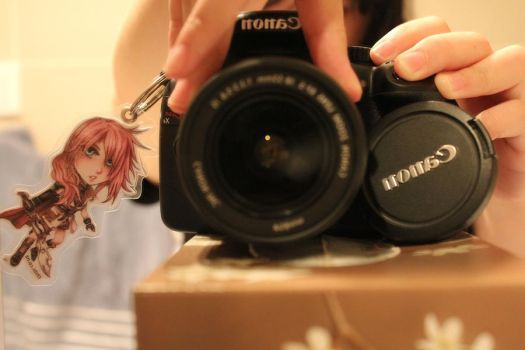 New camera n_n by aznriku