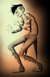 Johnny Creep by Artistic-Persona