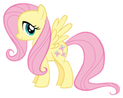 Fluttershy by Lonely-Hunter