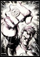 In Brightest Day... by Cinar