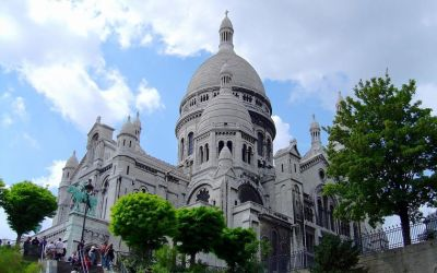 Paris Sacre Coeur wide by tony696