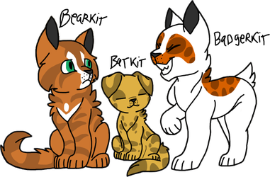 [wb]Otterfox Litter|closed by millemusen