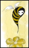 Bee by chickenpop