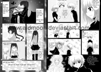 . Doujinshis Preview. by aidmoon