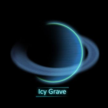 Icy Grave by Kabelzaag