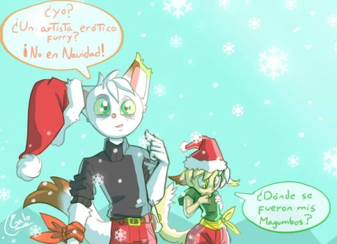 Family Friendly Christmas! by Galo27