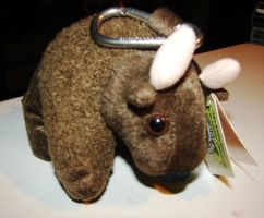 Melian's Buddy Bison by MelianMarionette