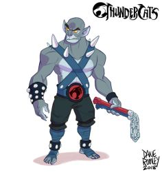 Panthro my style by Morpheus306