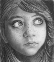Bright Eyed Girl by Pappa60