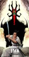 Samurai Jack Chapter 1 Cover Art by RossoWinch
