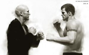 UFC FIGHTER by Kimsuyeong81