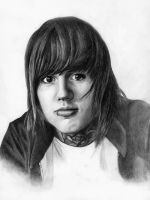 Oli Sykes by Sandy515