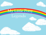 My Little Pony Legends 1x01: Cold War Part 1 by al1701