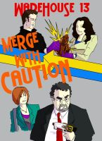 Merge with Caution by ComickerGirl