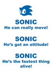 Fastest Thing Alive! by Sonicguru
