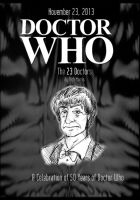 The 23 Doctors, Second Doctor. by Gorpo