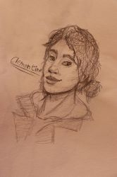 4th season Clementine by drawingshady