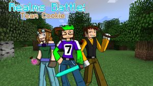 Realms Battle cover 1 by MidNight-Vixen