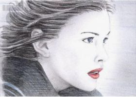 Arwen PersonalSketchCard by whu-wei