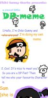 my DP-meme filled-out by Chibi-Danny