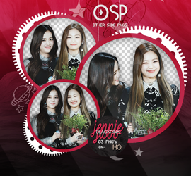 JenSoo PNG PACK#1|BLACKPINK by Upwishcolorssx