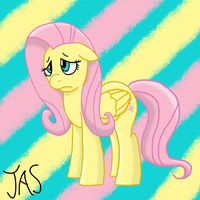Fluttershy by TheMexican9894