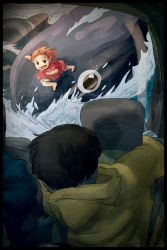 Is that Ponyo? by ButtercupBabyPPG