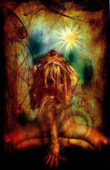 Tease Tarot: The Star by StellaPrice