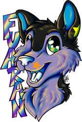 Commission Fuaran Badge by Contugeo