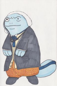 Doctor Quagsire by AlPendragon