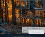 Fall Colours Stock Pack 02 by kuschelirmel-stock
