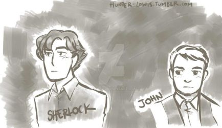 JohnLock by Lowis13