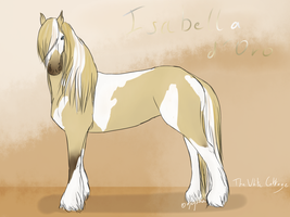 Isabella d'Oro by The-White-Cottage