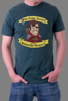 Rogue shirt by SurfPenguin
