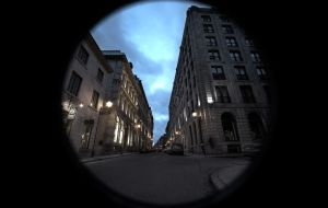 Montreal at Night 70 by Pathethic