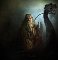 The Viking by Madink2000