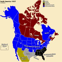 AltHist America Map 1937 2-3 by DaemonofDecay on DeviantArt