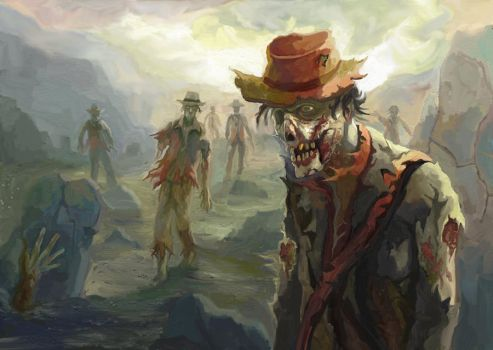 Deadland Zombies 2 by DrStein