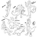 Request Sketches 8-25-18 by BMBrice