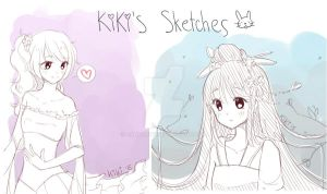 ~Sketchies~ by candykiki