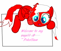 Welcome to my page!! :D by 5t4RDU5TL35PRINKL3Z